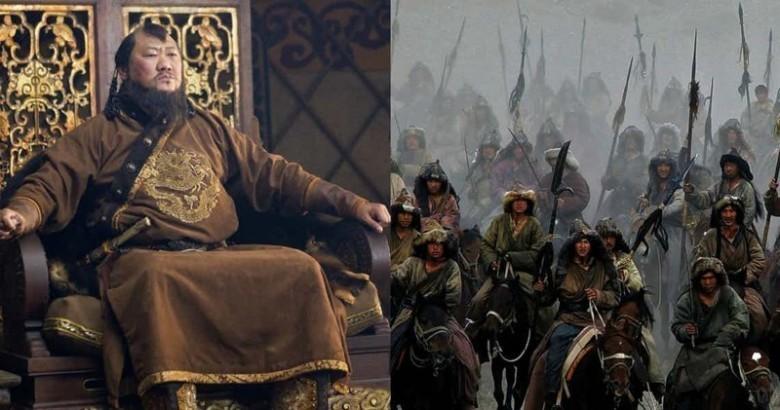 10-летний Чингисхан убил сводного брата