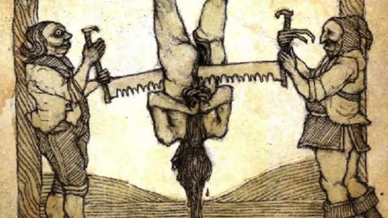 Зверские методы пыток