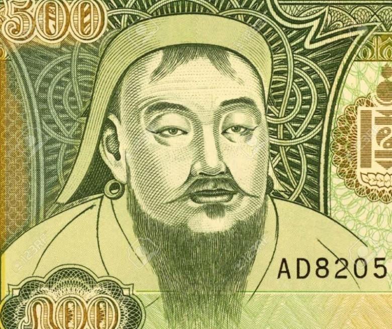 Национальный герой Монголии