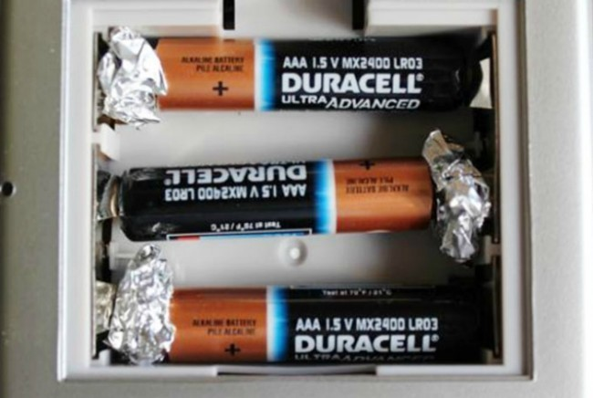Universal batareyalar
