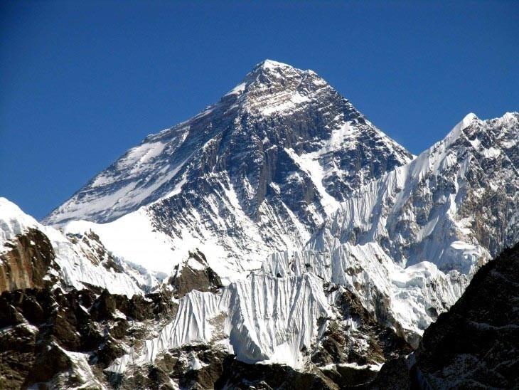Everest - dunyodagi eng baland tog'