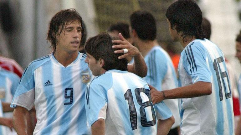 Lionel Messi: terma jamoadagi muvaffaqiyatsiz ilk bor chiqish.